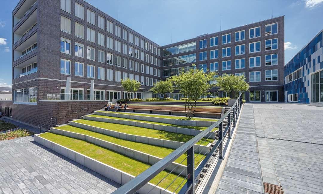 Bauunternehmen In Hamburg neubau prüfstand und bürogebäude fa leser gmbh co kg hamburg
