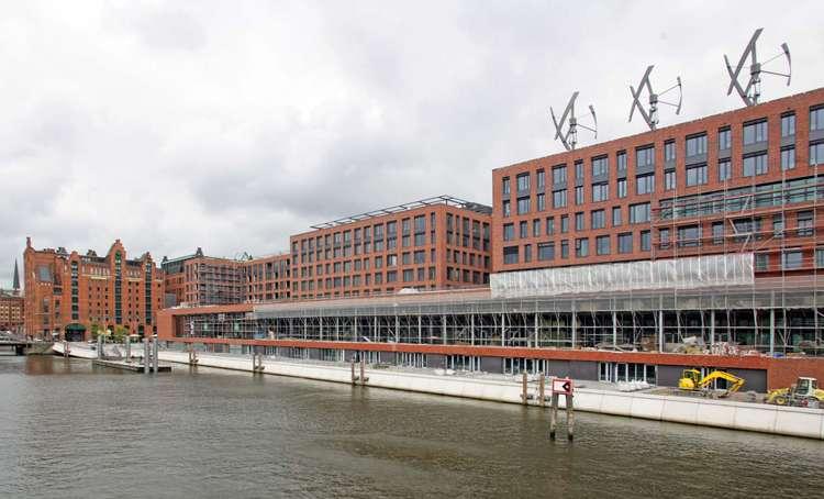 Hamburg Bauunternehmen leistungen hc hagemann hamburger bauunternehmen seit 1869